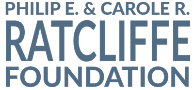 Philip E. & Carole R. Ratcliffe Foundation Logo