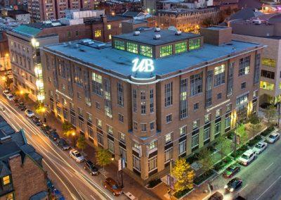 University of Baltimore Merrick School of Business Ratcliffe Entrepreneurship Program