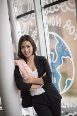 Emily Kim, Cohort 1 Ratcliffe Fellow