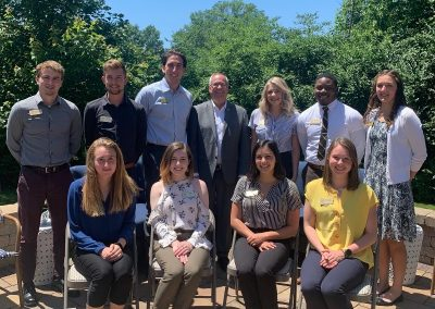 Center for Innovation & Growth at Baldwin Wallace University GP Pres Picnic 2019