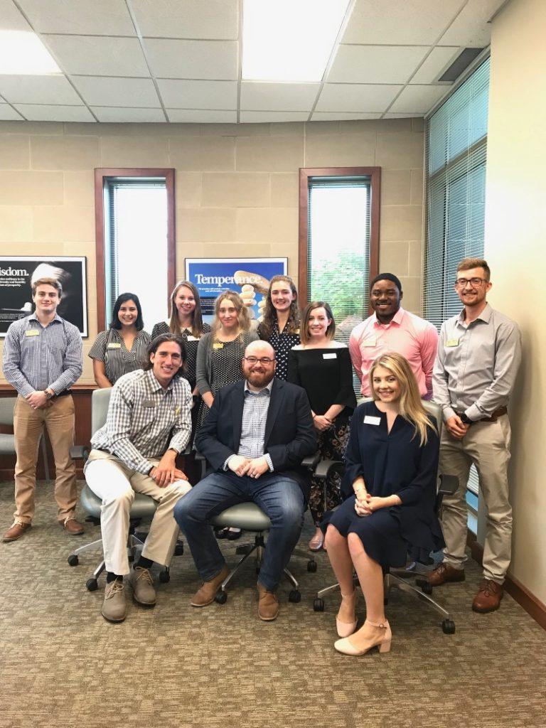 Growth Practice interns & CIG alumni