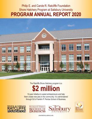 Shore Hatchery Annual Report