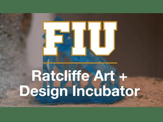 FIU Ratcliffe Art + Design Incubator