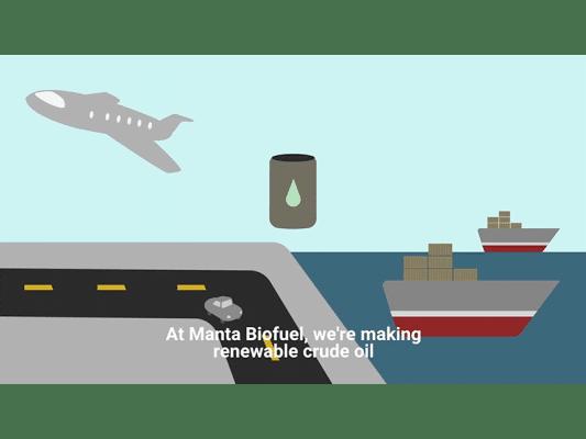 Manta Biofuel Story