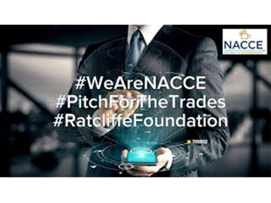 NACCE 2019 Pitch Winners