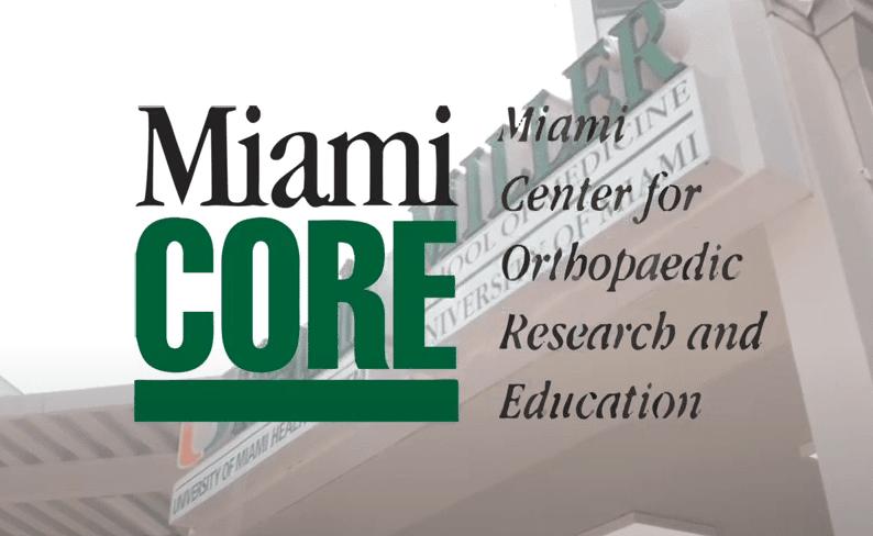 Miami CORE Logo