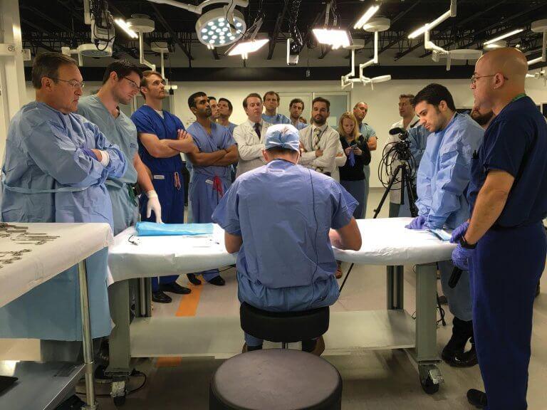 Surgical Skills Lab
