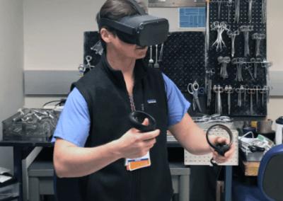 Virtual Reality Surgical Skills