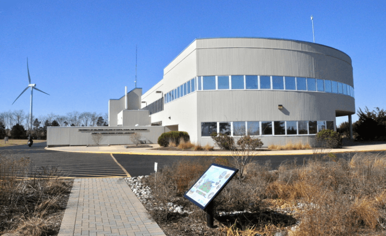 The University of Delaware College of Earth, Ocean and Environment - Lewes Campus