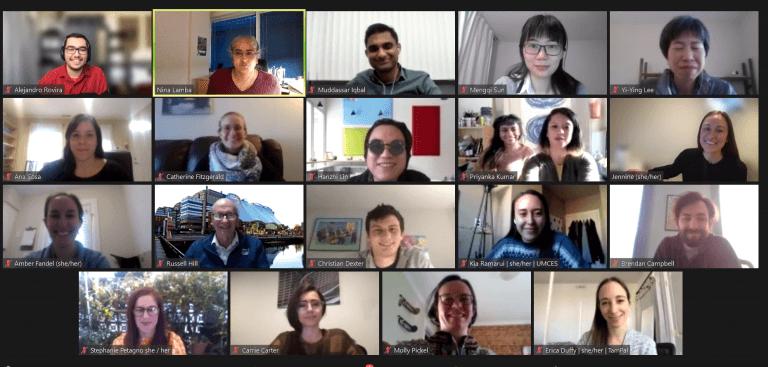 IMET REEF Online Meeting